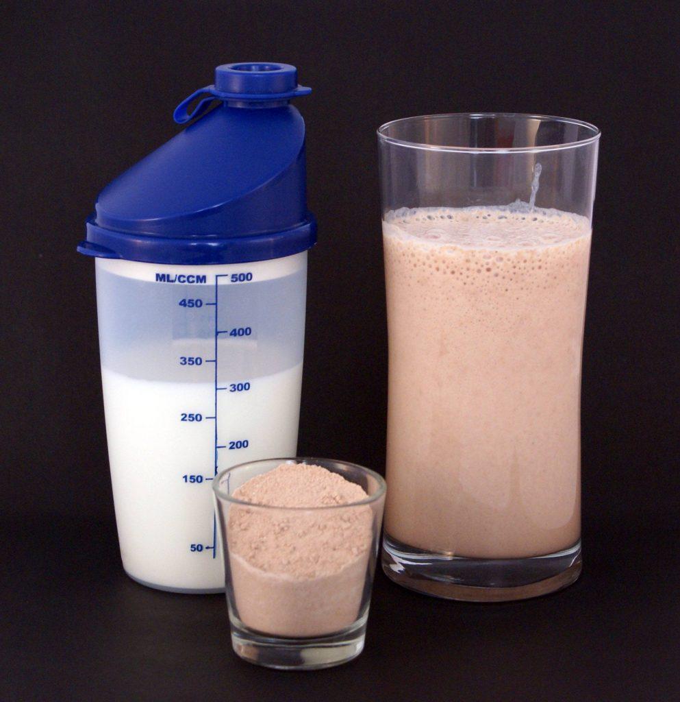 Как с молока сделать протеин в домашних условиях