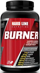 Hardline Burner En İyi 5 Yağ Yakıcı gymturk
