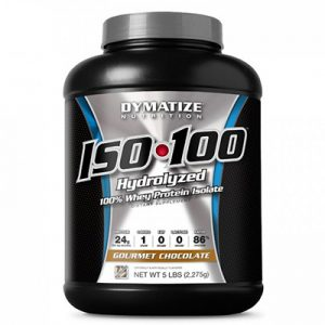 Dymatize Iso 100 Hydrolyzed Whey