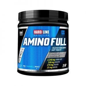Hardline Amino Full Tablet - Kompleks Amino Asit