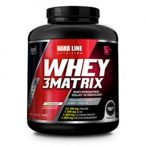 Hardline Whey 3Matrix