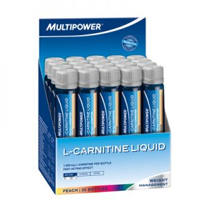 Multipower L-Carnitine Liquid Forte 1800 Mg