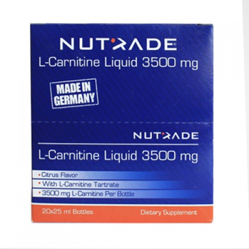 Nutrade L-Carnitine Liqui