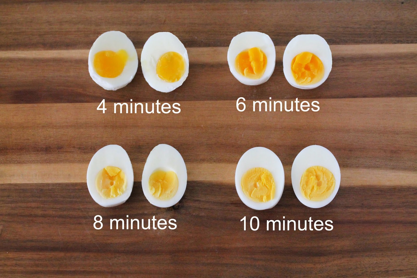 How to boil eggs 10