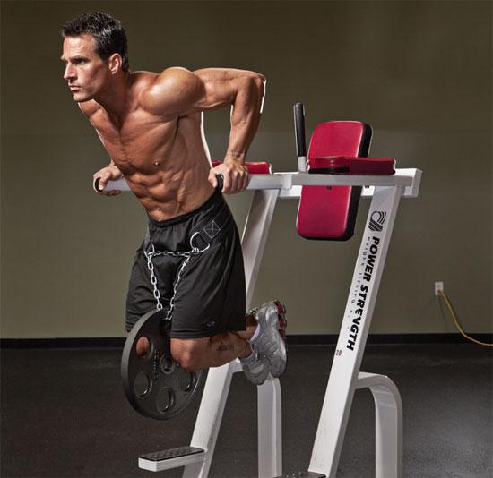 Dips Triceps Hareketi