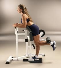 Bacak Çalışması Nasıl Yapılır com leg curl back