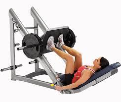 Bacak Çalışması Nasıl Yapılır com legg press