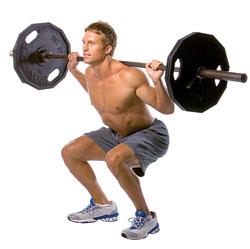 Bacak Çalışması Nasıl Yapılır com squat